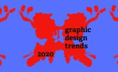 7 graphic design trends for 2020